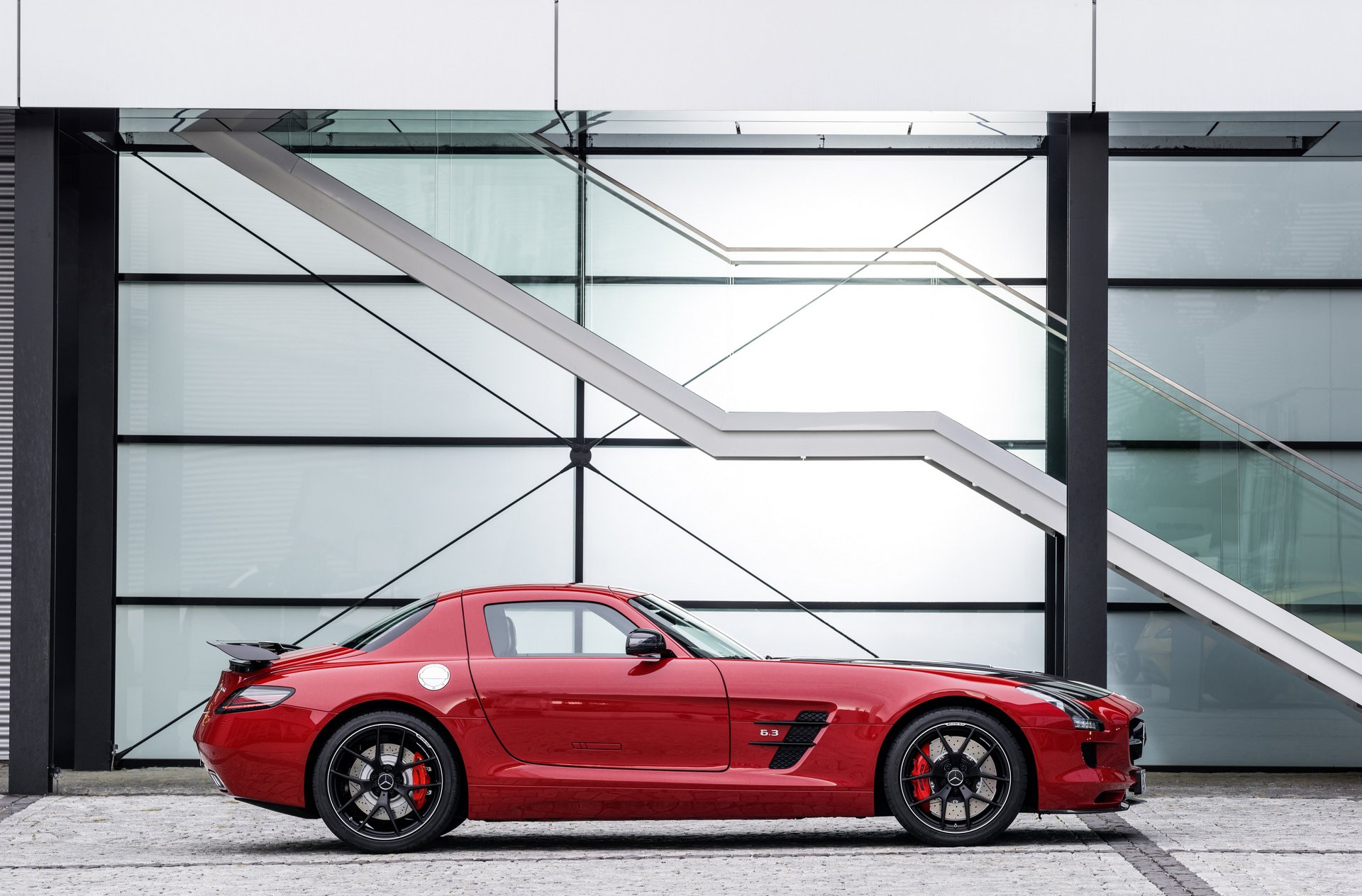 Mercedes-Benz Sls Amg Gt Final Edition #1