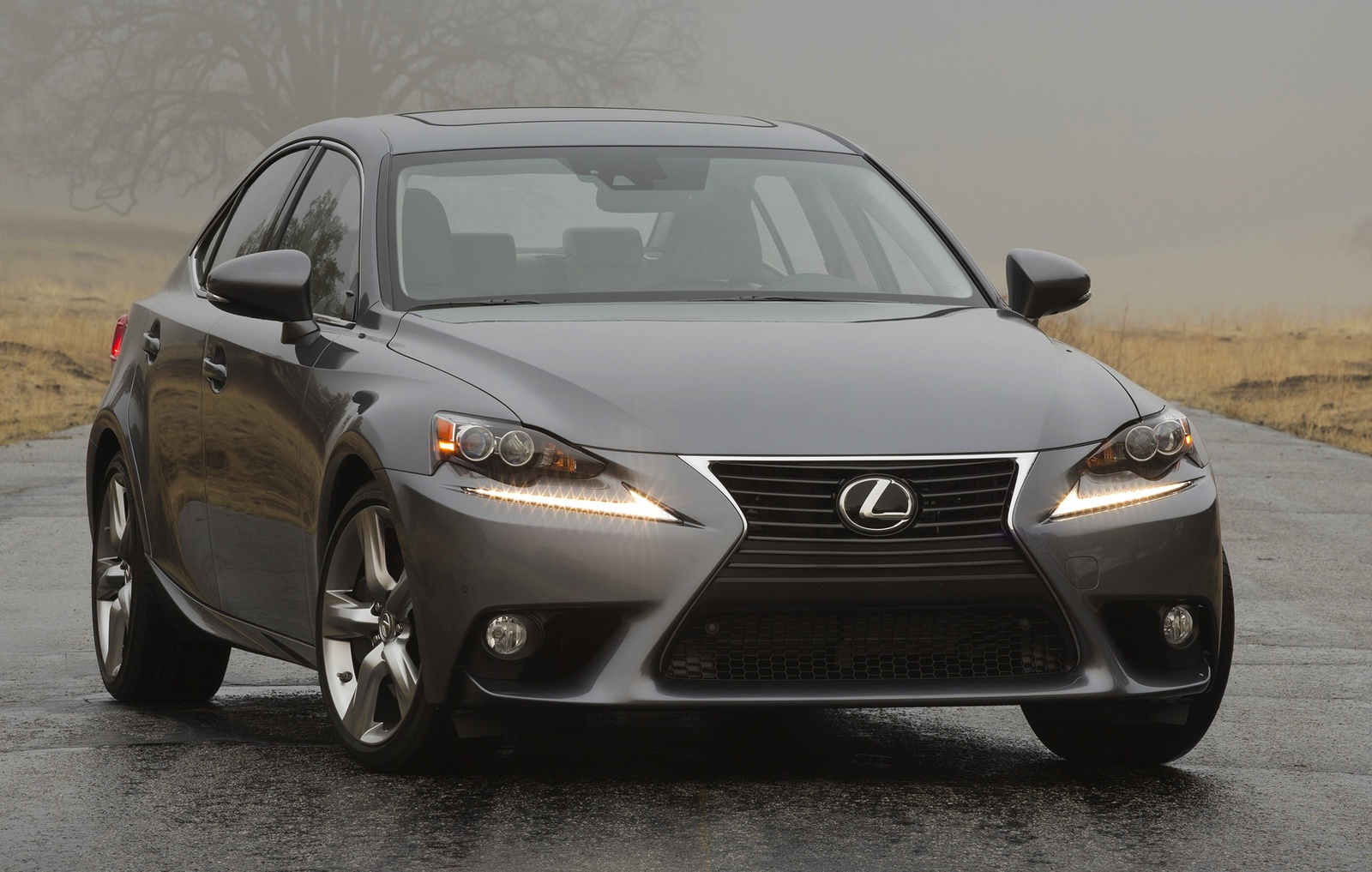 2015 Lexus Is 350 #5