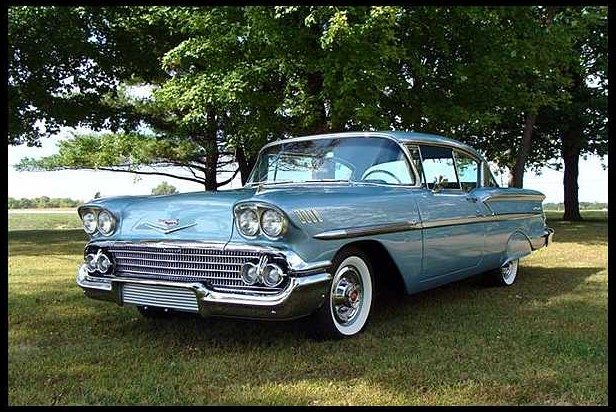 1958 Chevrolet Bel Air #15