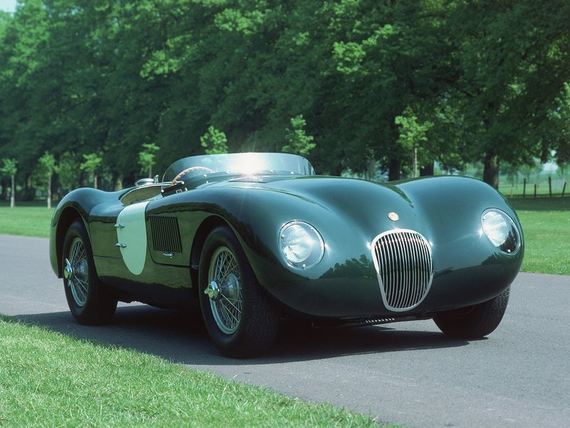 1951 Jaguar Type-C #10