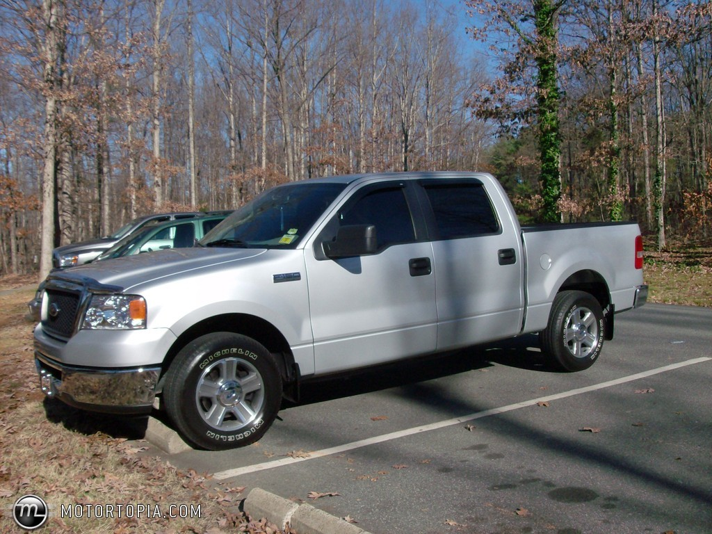 2008 Ford F 150 Photos Informations Articles