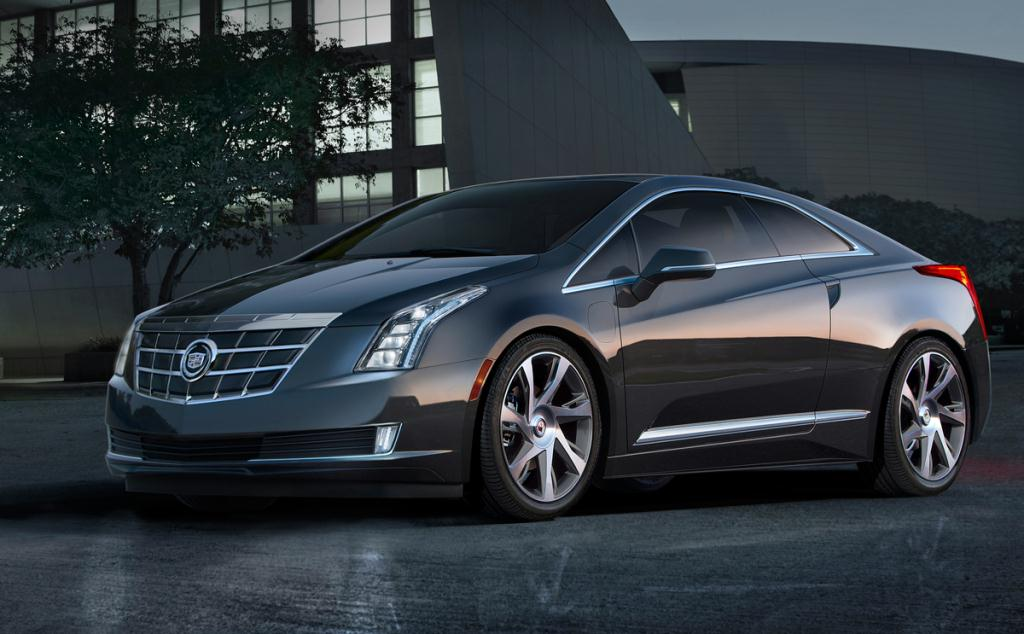 2014 Cadillac Cts Coupe #3