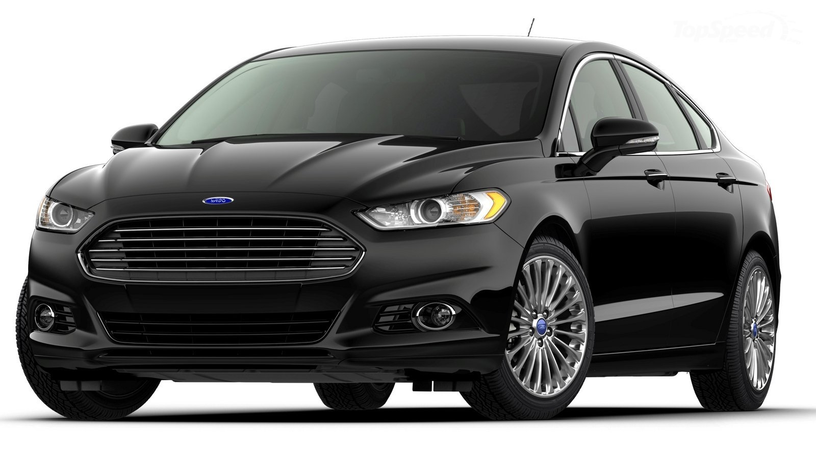 Ford Fusion #10