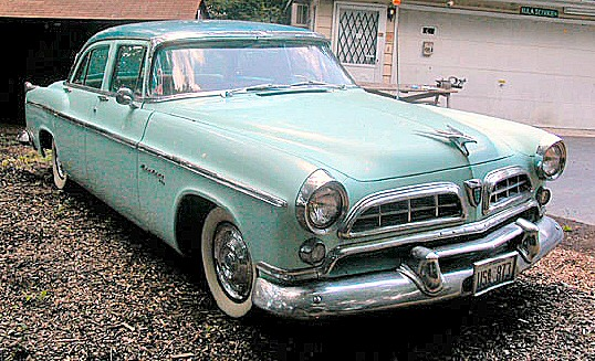 1955 Chrysler Windsor #5