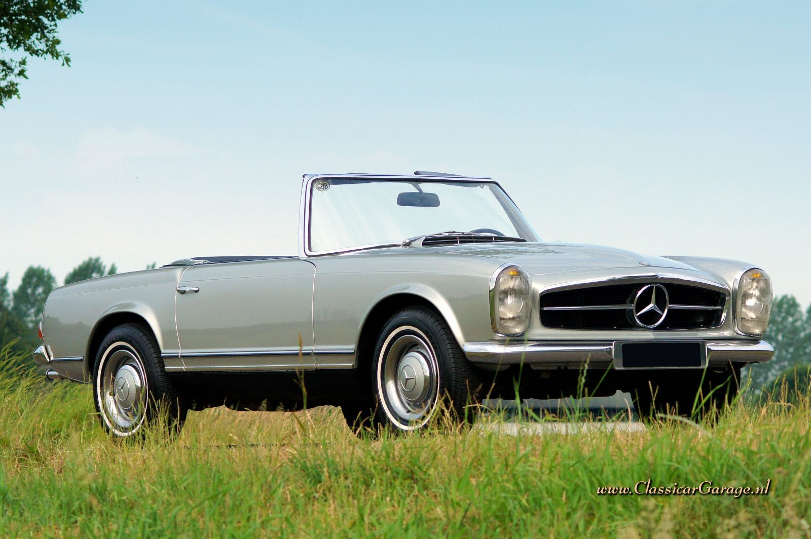 1966 Mercedes-Benz SL #14