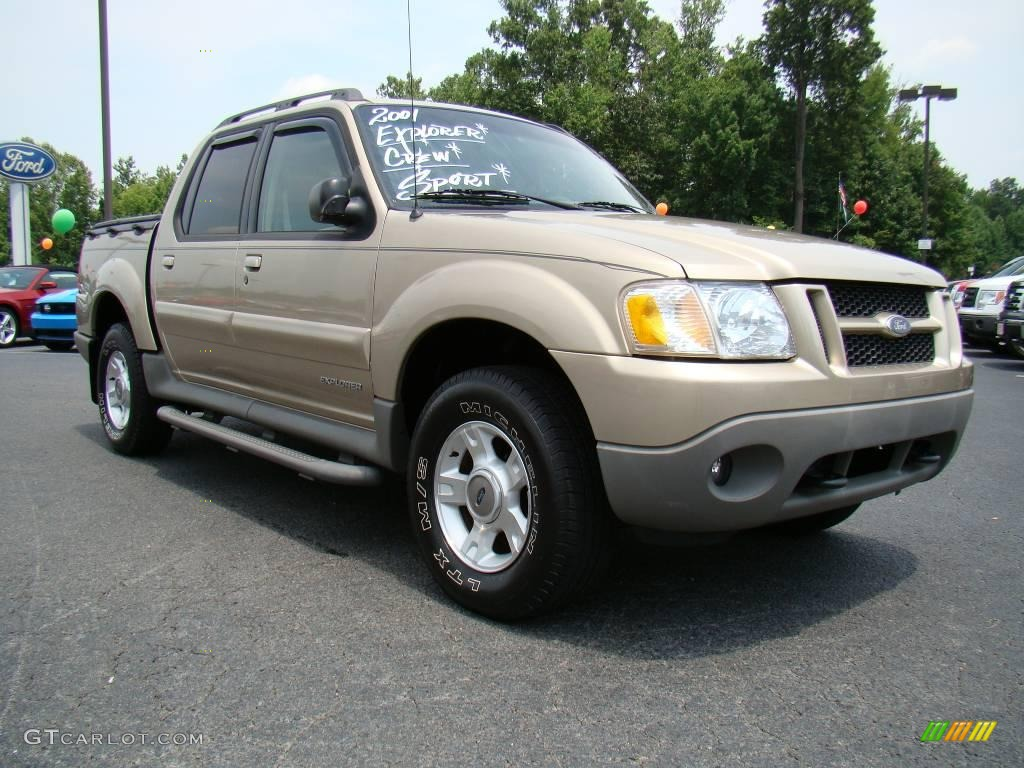 2001 ford explorer sport trac 15