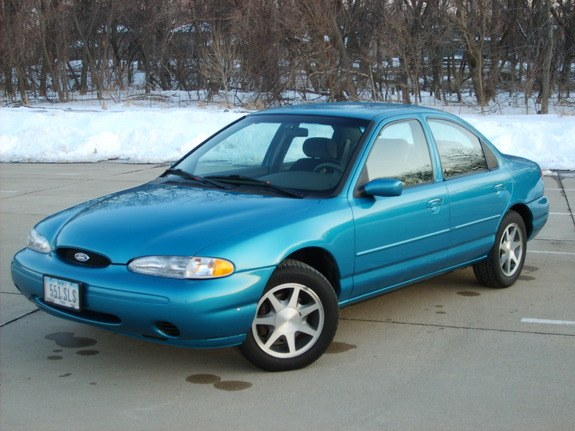 1996 Ford Contour #7
