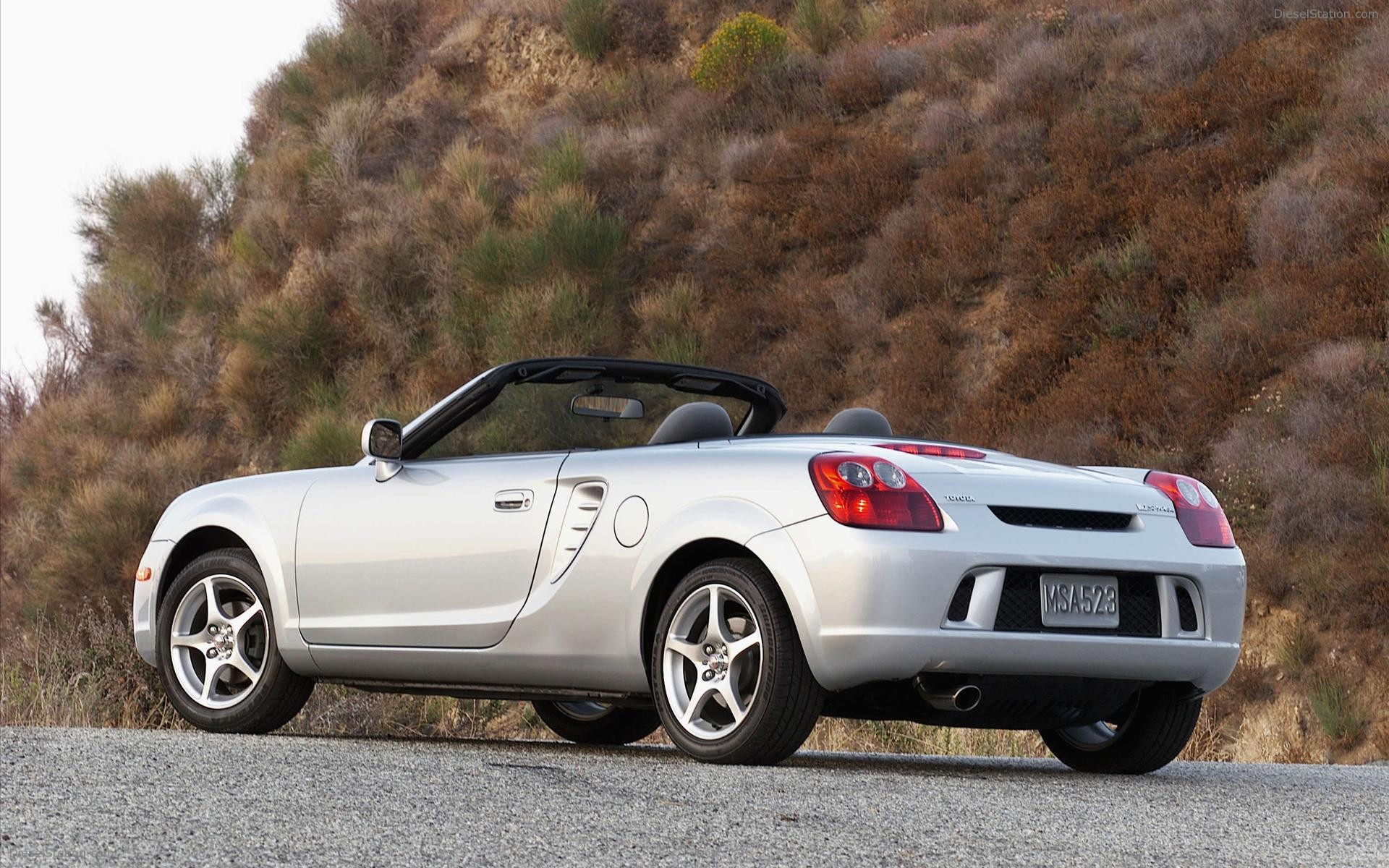 2005 Toyota Mr2 Spyder #6