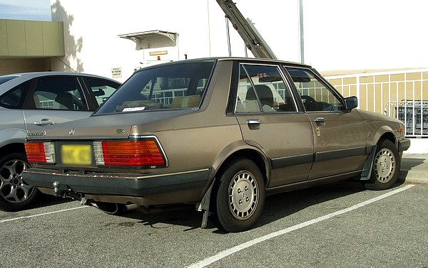 1982 Ford Laser Photos  Informations  Articles