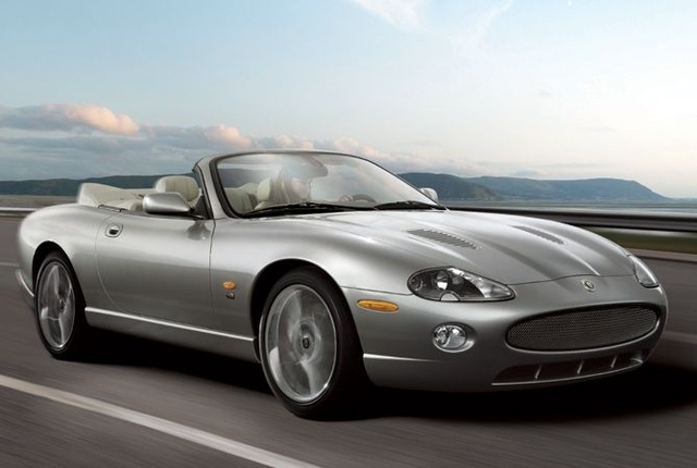 2006 Jaguar Xk-series #1