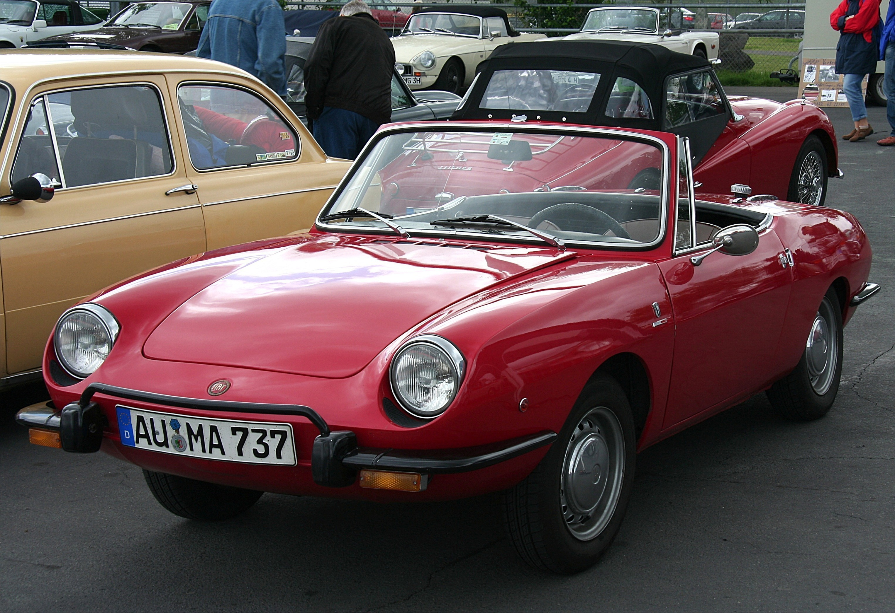 sale informations photos articles makes bestcarmag fiat for spider com