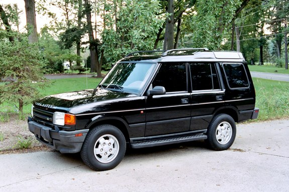 1995 Land Rover Discovery #12