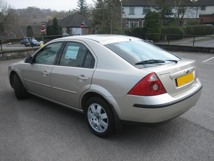 2004 Ford Mondeo #17