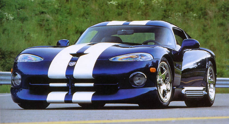1998 Chrysler Viper #4