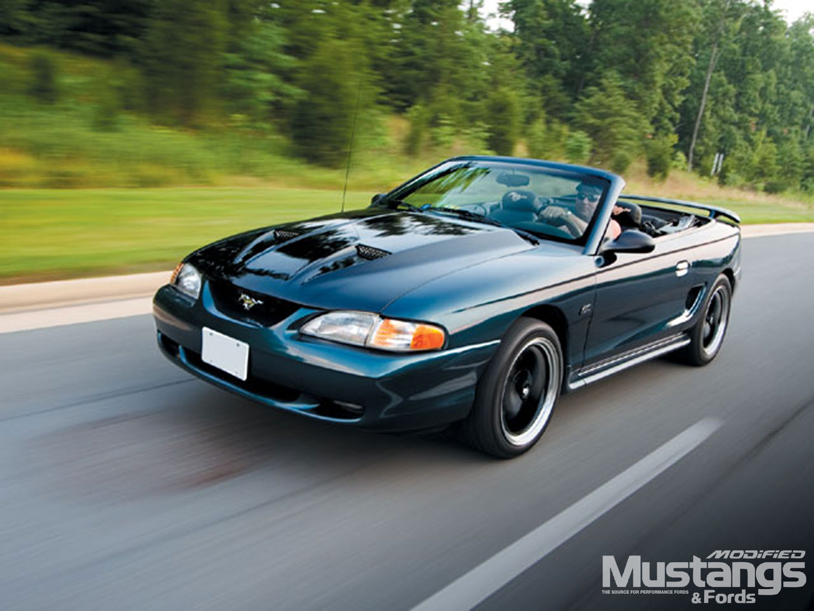 1995 Ford Mustang #10