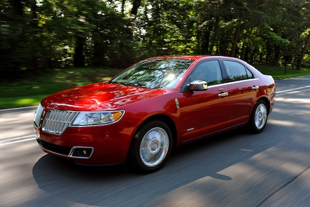 2012 Lincoln Mkz #8