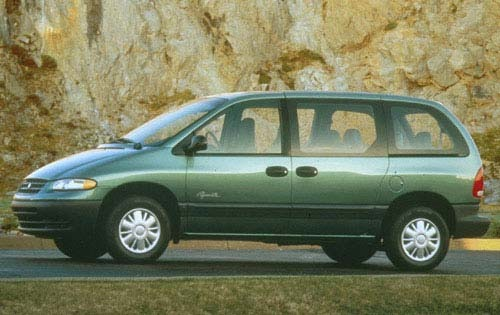1999 Plymouth Voyager #3
