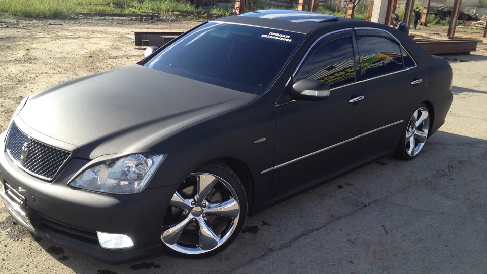 2005 Toyota Crown #8