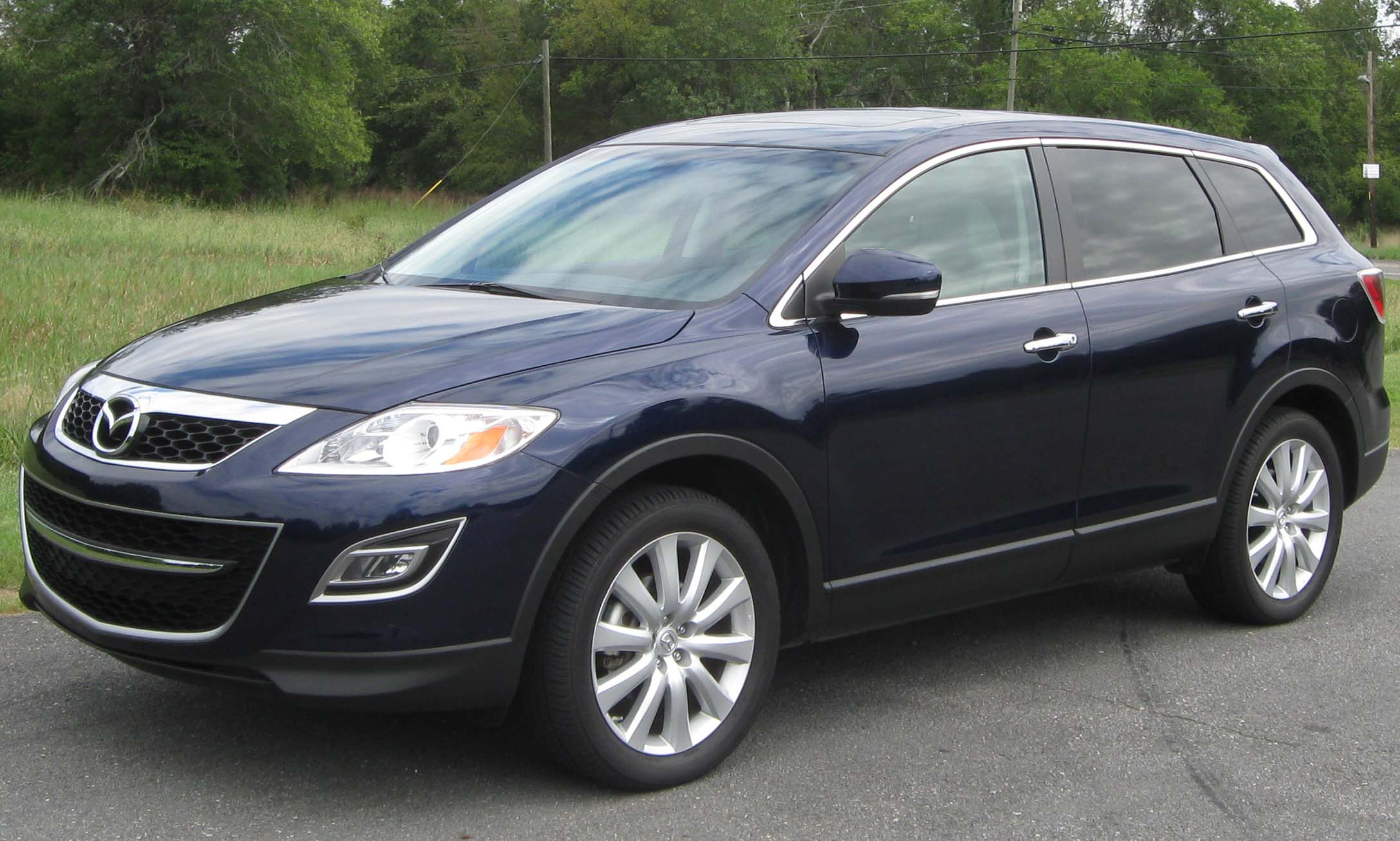 2010 mazda cx 9 photos informations articles. Black Bedroom Furniture Sets. Home Design Ideas