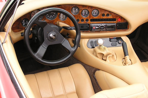 1991 TVR Griffith #6