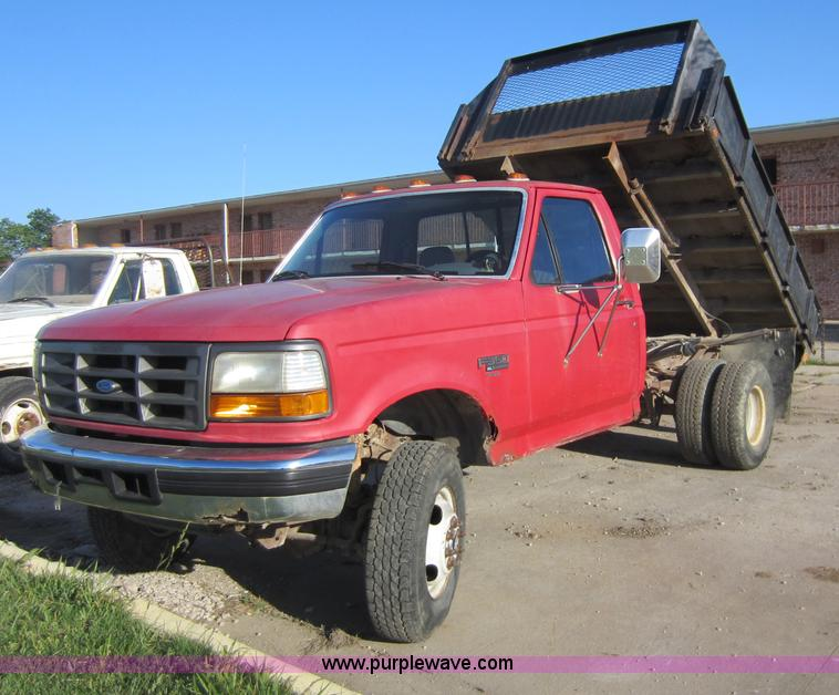 1994 Ford F-350 #15