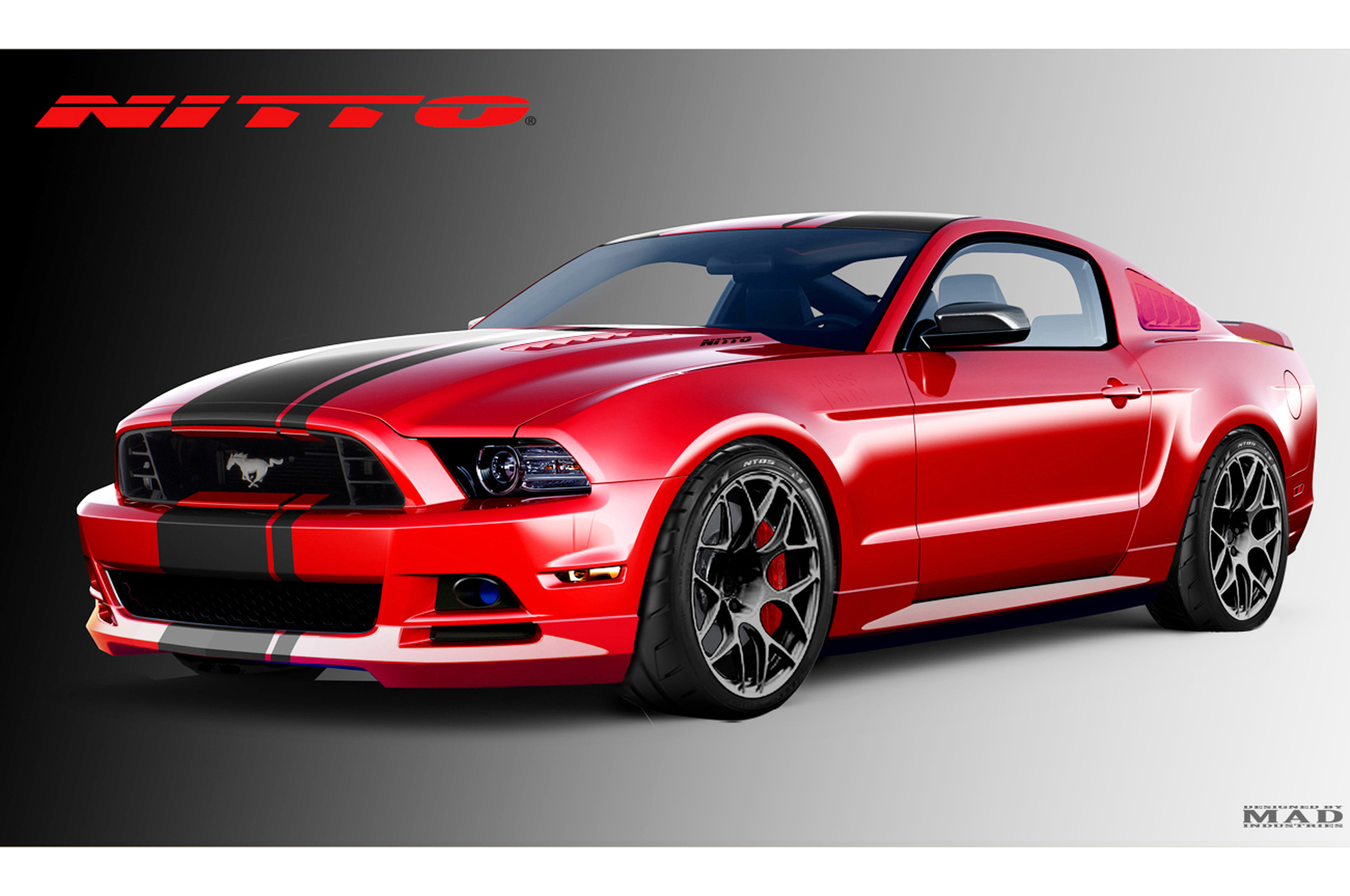 2014 Ford Mustang #11