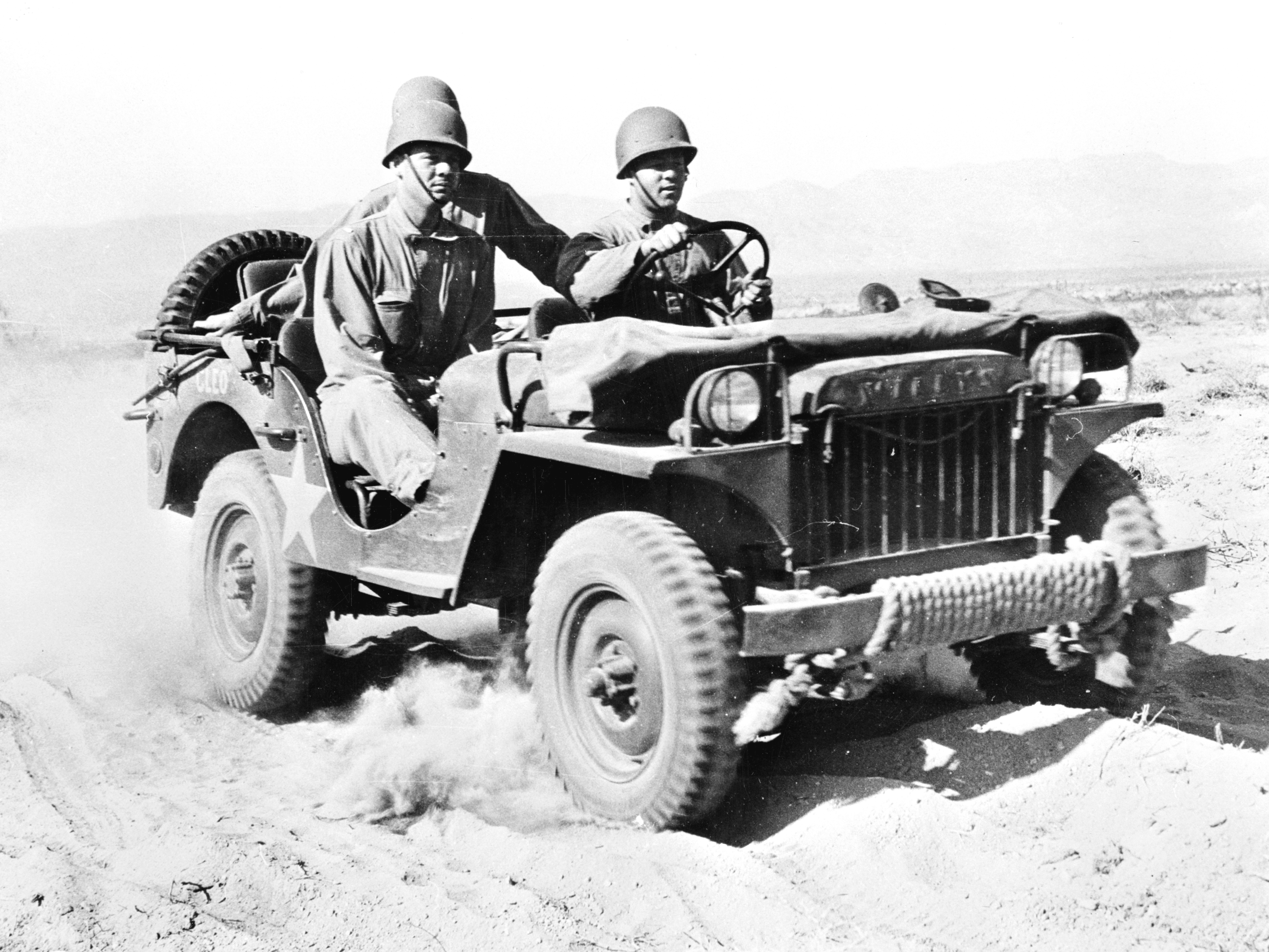 Jeep Willys #7
