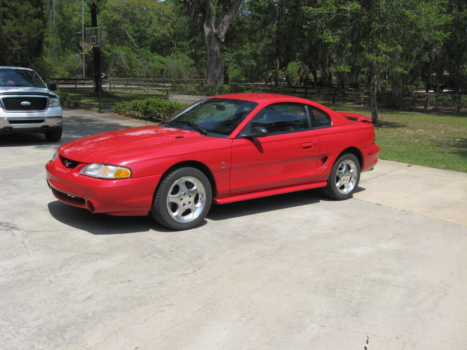 1994 Ford Mustang #7