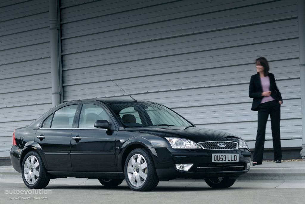2005 Ford Mondeo #3