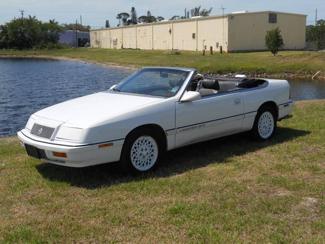 1992 Chrysler Le Baron #12