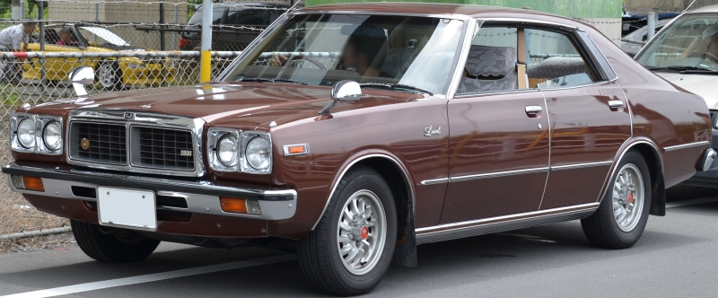 1980 Nissan Laurel #19