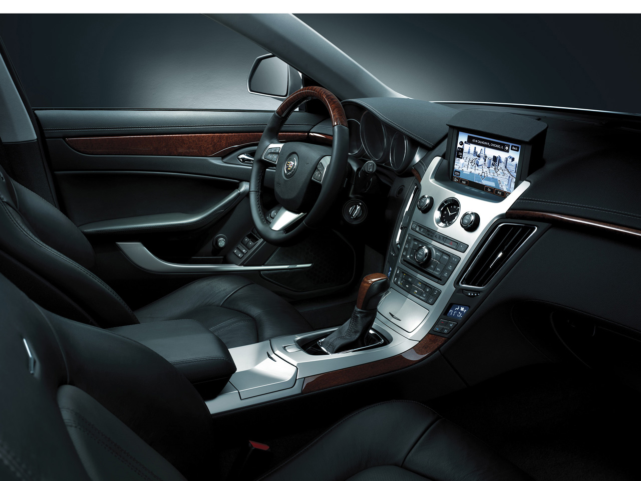 2013 Cadillac Cts Coupe #12