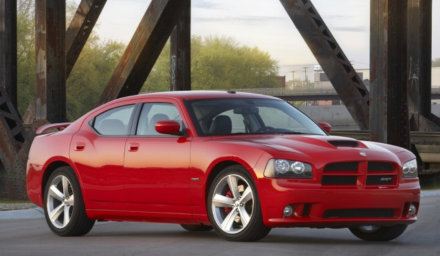 2010 Dodge Charger #1