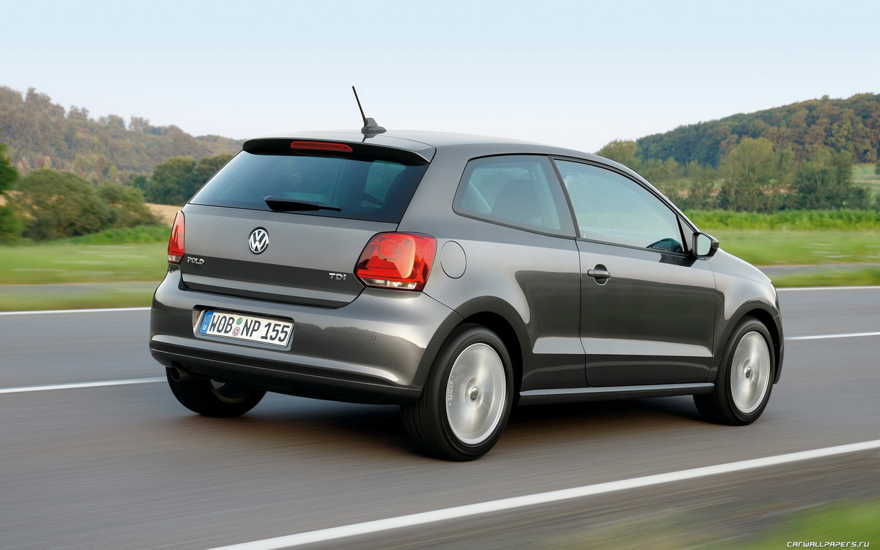 2009 volkswagen polo photos informations articles. Black Bedroom Furniture Sets. Home Design Ideas
