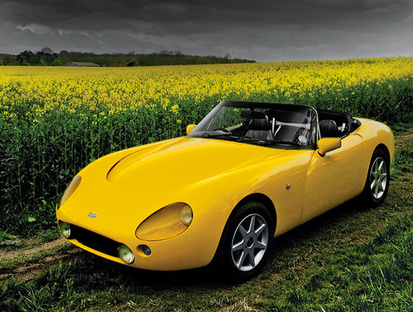 1997 TVR Griffith #3