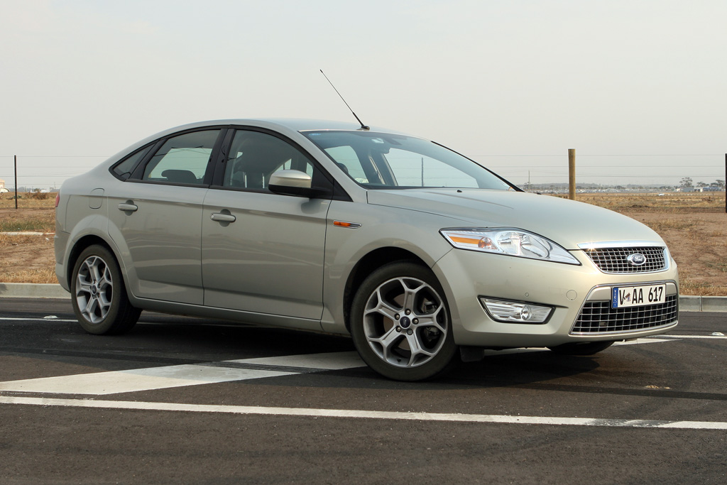 2009 Ford Mondeo #2