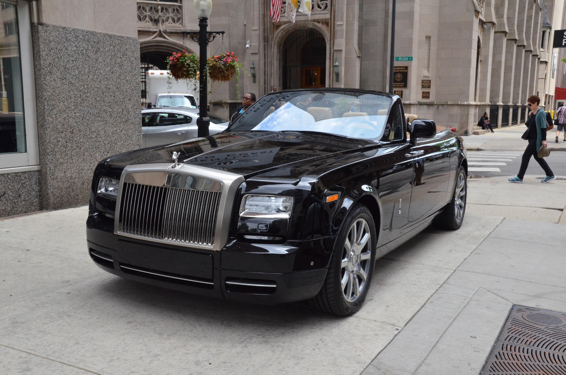2014 Rolls royce Phantom Drophead Coupe #4