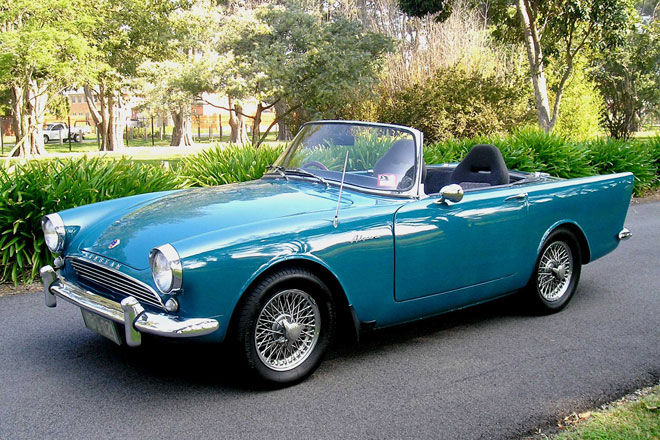 Sunbeam Alpine #2