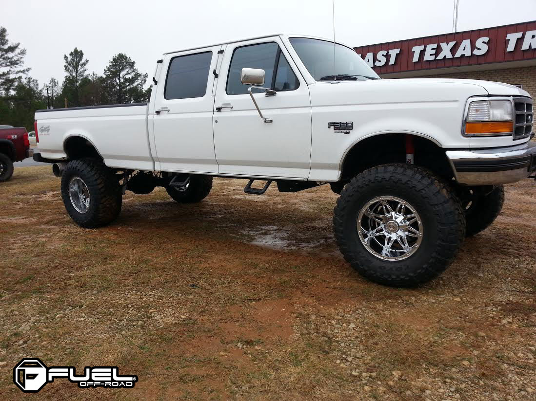1993 Ford F-350 #5