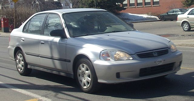 2000 Honda Civic #18