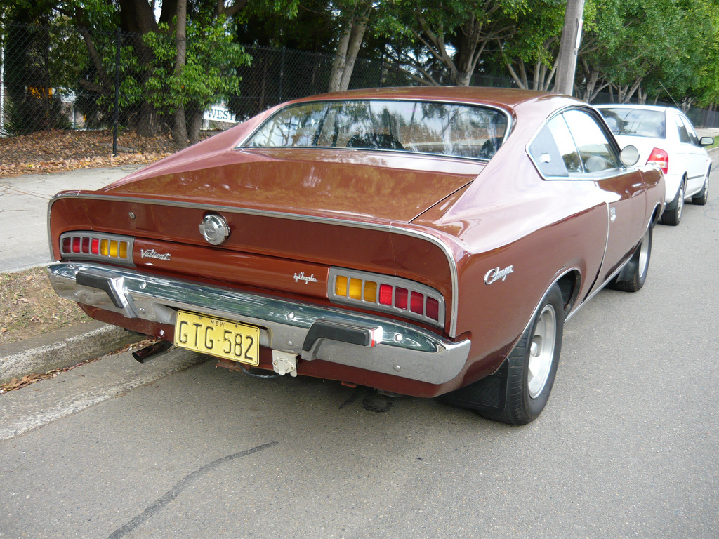 1974 Chrysler Valiant #14