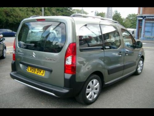 2009 Citroen Berlingo #11
