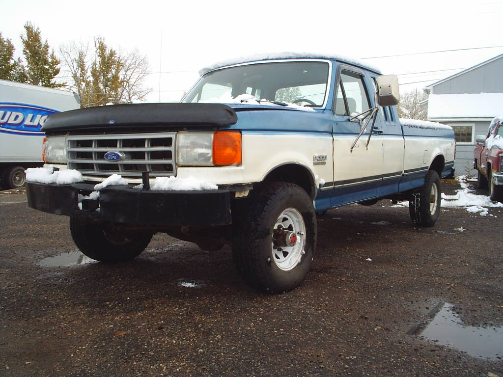 1990 Ford F-250 #6