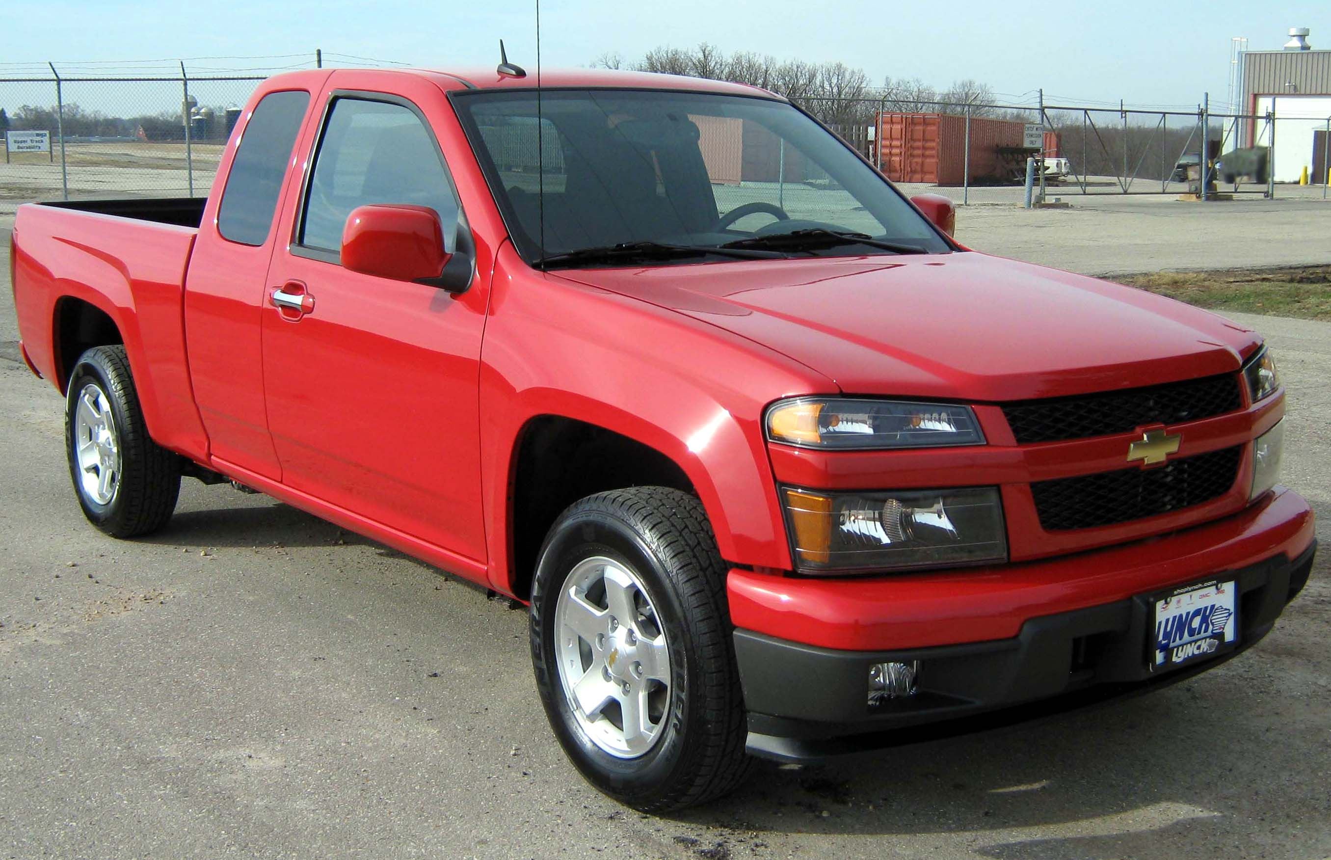 2005 Chevrolet Colorado #11