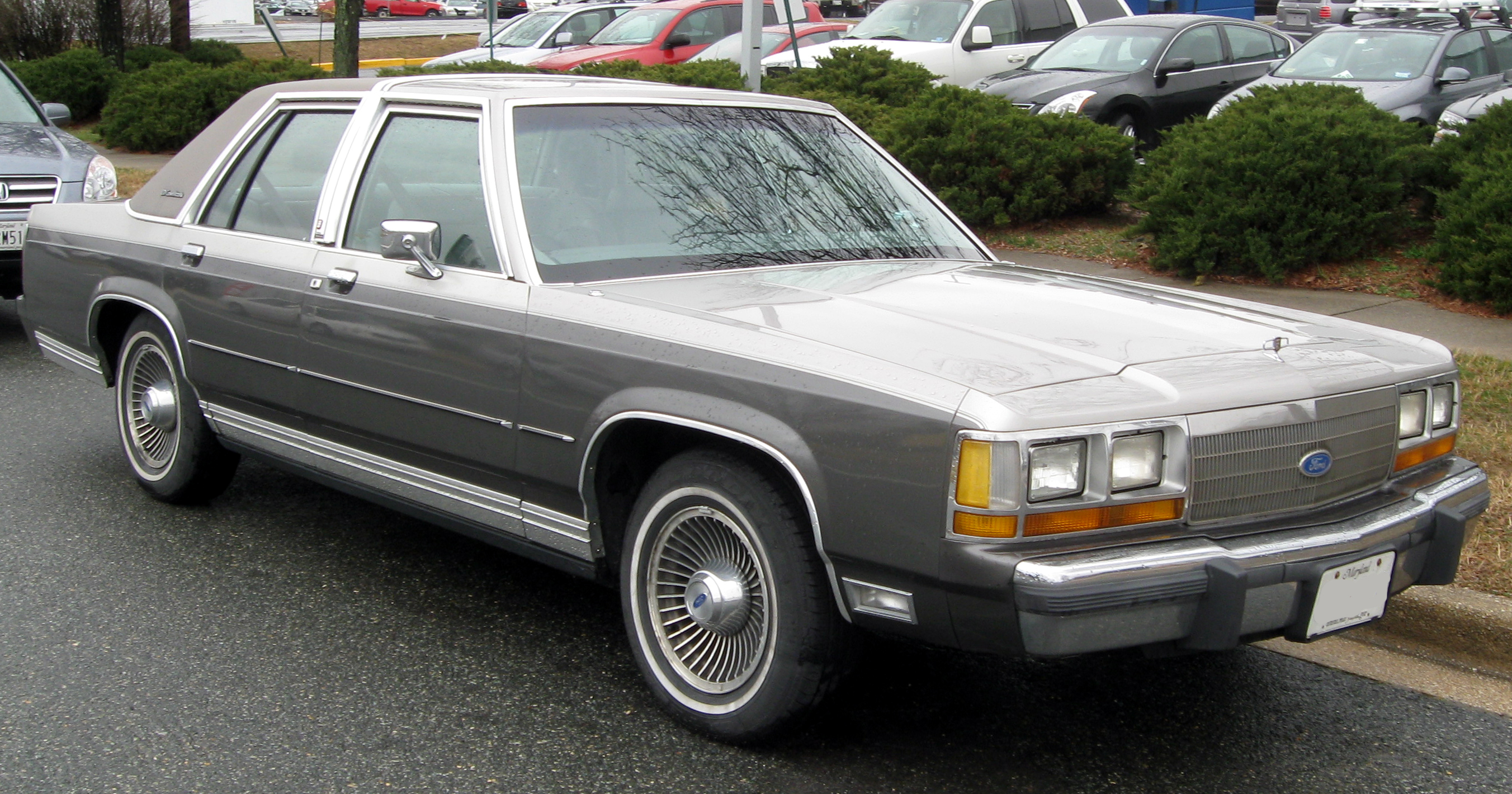 1991 Ford Ltd Crown Victoria #1