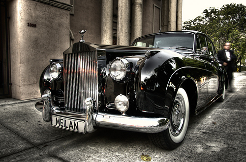 1960 Rolls royce Silver Cloud #9