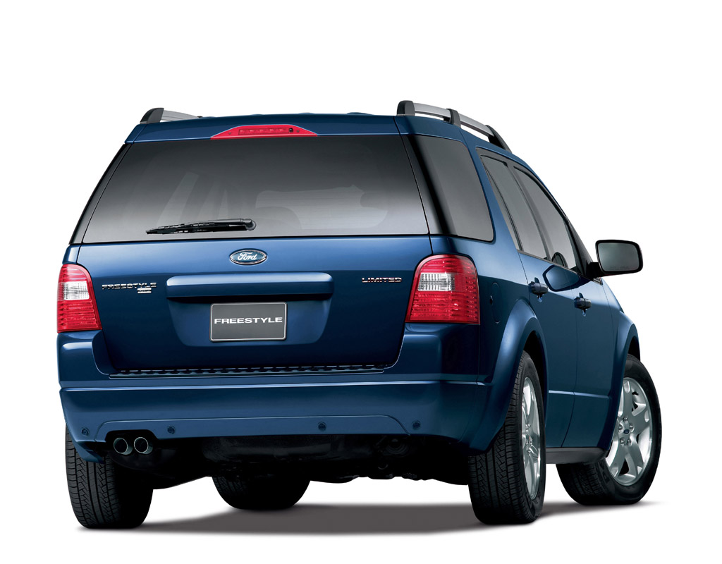 2006 Ford Freestyle #9