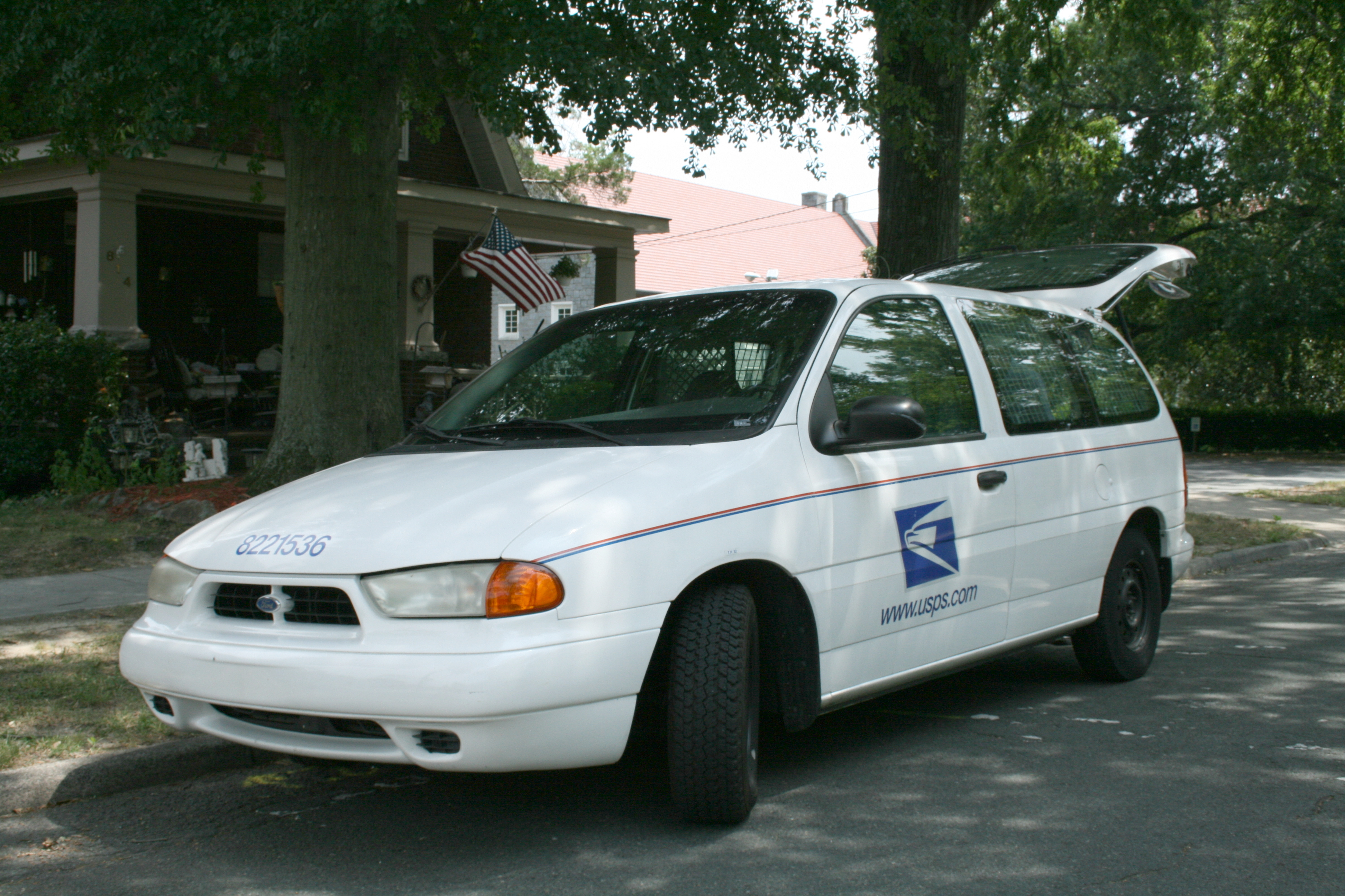 1998 Ford Versailles #9