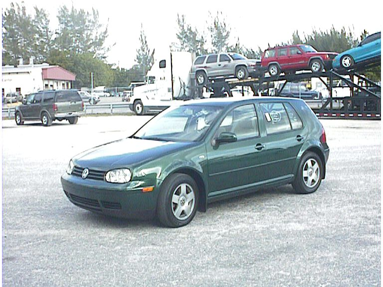 2000 Volkswagen Golf #3