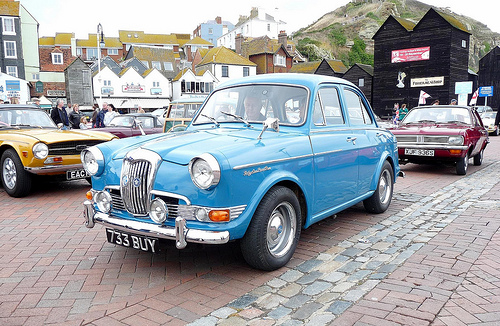1965 Riley One-Point-Five #19